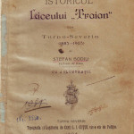 "Stefan Bodiu – primul istoric al Colegiului National ""Traian"""