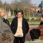 Dobrota Valentina-Gabriela, candidatul PMP, alaturi de severineni si problemele lor