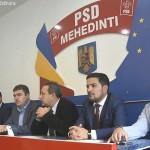 PSD Mehedinti propune pentru parlamentare candidati cu multa experienta