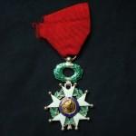 Mehedinţeanul decorat cu Legiunea de onoare a Franţei