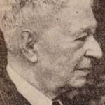 Academicianul George Oprescu, întemeietorul Institutului de Istoria Artei al Academiei Române, fost director al Liceului Traian
