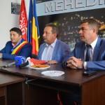 Senatorul Liviu Mazilu şi-a deschis cabinet parlamentar la Orşova