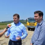 Consiliul Judeţean Mehedinţi a depus cerere de finanţare pentru reabilitarea drumului Cireşu-Podeni-Malarişca-Balta