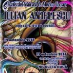 """Festivalului naţional de muzică uşoară """"Iulian Andreescu"""", la cea de-a XIII-a ediţie"""