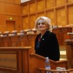 Deputata Alina Teiş, noua preşedintă a Organizaţiei de femei a PSD Mehedinţi