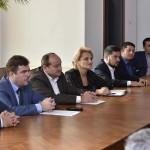 Întâlnire cu reprezentanţii românilor din Valea Timocului