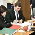 Contract pentru fluidizarea traficului rutier din zona transfrontalieră