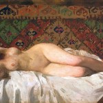 Pictor mehedinţean, autorul unor tablouri celebre