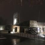 S-au finalizat lucrările de realizare a iluminatului arhitectural la Cetatea Medievală s Severinului