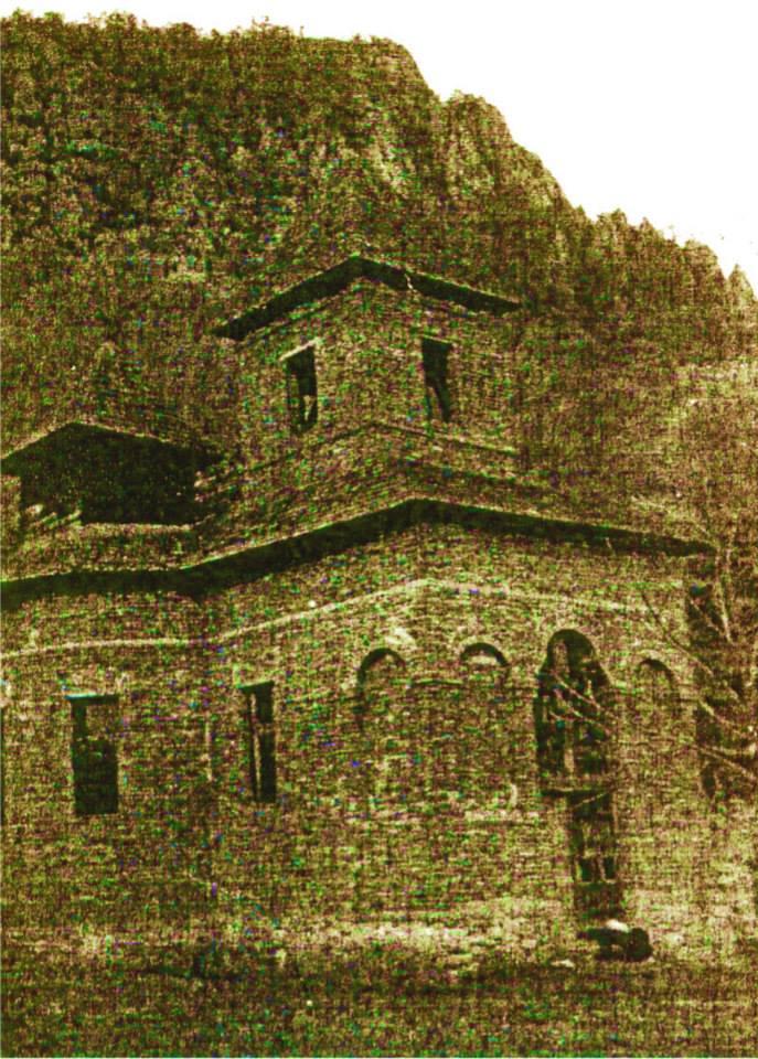 Manastirea_Mracuna_inainte_de_demolare