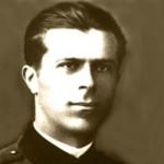 Savantul Ştefan Odobleja a scris multe din lucrările sale stând pe pătură în curte