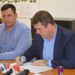 Aladin Georgescu a semnat contractul pentru reabilitarea Muzeului de Artă din Drobeta Turnu Severin