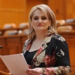 """Deputata Alina Teiş, declaraţie politică: """"Operațiunea «Demetra» combate frauda fiscală din domeniul produselor alimentare"""""""