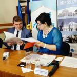 Aladin Georgescu a semnat contractul pentru modernizarea Ambulatoriului Secției Boli Infecțioase din Drobeta Turnu Severin