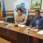 Aladin Georgescu a semnat contractul de finanțare pentru modernizarea, reabilitarea și dotarea ambulatoriului Secţiilor Pneumologie I și II din cadrul Spitalului Judeţean din Severin