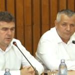 Aladin Georgescu și Marius Screciu au marea șansă să rămână în istoria Mehedințiului. Președintele PSD Mehedinți are firul direct cu prim-ministrul României