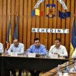 Ministrul Răzvan Cuc, în vizită în Mehedinți, a decis: Porturile din județ trec de la APDF Giurgiu la administrațiile locale