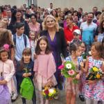 """Deputata Alina Teiş, declaraţie politică: """"Prima zi de școală"""""""