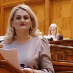 """Deputata Alina Teiş, declaraţie politică: """"România la puterea a zecea!"""""""