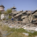Vechea Biserică de Carton din Drobeta Turnu Severin a fost demolată