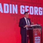 Aladin Georgescu, posibil vicepreședinte regional al PSD
