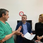 Dotări pentru Secția Chirurgie a Spitalului CFR din Drobeta Turnu Severin