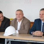 """Marius Screciu, la inaugurarea Laboratorului electric de la Liceul Auto: """"Primăria Drobeta Turnu Severin sprijină atât învățământul profesional, cat și dual"""""""