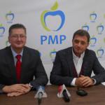 Nicolae Ivășchescu și Ion Cupă vor să obțină cu PMP Mehedinți un scor de +10% din voturi la localele din județ