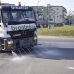 Străzile din Drobeta Turnu Severin vor fi dezinfectate cu substanțe biocide