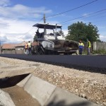 A demarat asfaltarea drumului între Bălăcița și Oprișor