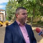 Continuă investițiile aprobate în Consiliul Local