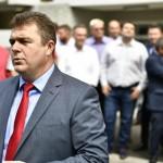 """Aladin Georgescu, la depunerea candidaturii pentru un nou mandat de președinte al Consiliului Județean Mehedinți: """"Am convingerea că vom continua să dezvoltăm județul"""""""