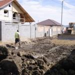 Modernizarea Cartierului Walter Mărăcineanu, în plină desfășurare: se introduce rețeaua de alimentare cu gaze, se amenajează trotuarele și se asfaltează