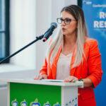Ramona Cupă, aleasă președinte al PMP Mehedinți