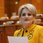 """Deputata Alina Teiş, declaraţie politică: """" Ziua Armatei Române"""""""
