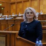 """Deputata Alina Teiş, declaraţie politică: """"România, pregătită să preia conducerea Consiliului Uniunii Europene"""""""