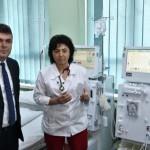 """Aladin Georgescu: """"Aparatura modernă asigurată de CJ Mehedinţi Spitalulului Judeţean din Drobeta Turnu Severin îmbunătăţeşte actul medical"""""""