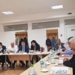 Aladin Georgescu, ales vicepreședintele Consiliului pentru Dezvoltare Regională Sud-Vest Oltenia