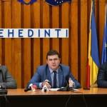 Primarii din Mehedinţi, informaţi de preşedintele Aladin Georgescu despre oportunităţile Fondului de Dezvoltare şi Investiţii