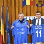 Consiliul Județean Mehedinți sprijină fotbalul din județ