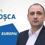 """Răzvan Roșca, președintele PMP Mehedinți: """"«Uniți în Europa» suntem o Europă unită și o Românie puternică"""""""