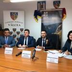 """Aladin Georgescu: """"Am semnat contractul de finanțare pentru reabilitarea, modernizarea și extinderea ambulatoriului de specialitate al Spitalului Județean Drobeta Turnu Severin"""""""