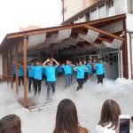 Festivitatea de deschidere a primei Tabere Naționale din acest an la Direcția Județeană pentru Sport și Tineret Mehedinți