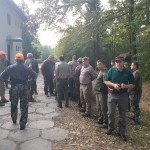 A început vânătoarea porcilor mistreți în județul Mehedinți