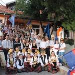 """Alina Teiș: """"În comuna Șvinița din Mehedinți este concentrată cea mai mare comunitate de sârbi din țară. La mulți ani tuturor minorităților din România!"""""""