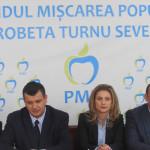 """Ramona Cupă, la inaugurarea sediului PMP Drobeta Turnu Severin: """"Este nevoie de implicare și determinare pentru a consolida organizația locală"""""""