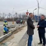 """Viceprimarul Daniel Cîrjan: """"Bulevardul Tudor Vladimirescu, în grafic"""""""