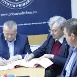 """Primarul Marius Screciu: """"Navele de croazieră vor opri la Drobeta Turnu Severin"""""""