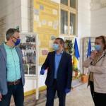 Măsuri de prevenire a răspândirii noului coronavirus în școlile din Drobeta Turnu Severin.