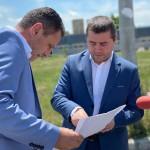 Proiect amenajare parcare Zona Celrom